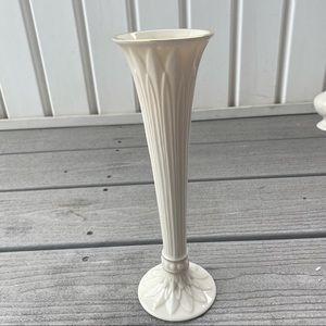 Vintage Lenox Bud Vase 24 K Gold Trim